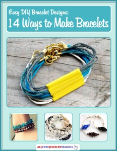 Learn How to Make Easy DIY Bracelets with New Free eBook