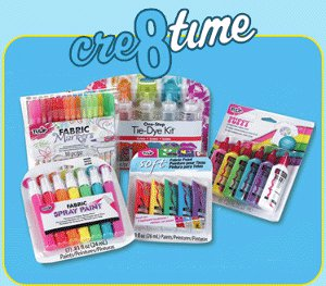 Cre8time Fabric Crafts Prize Pack