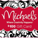 Michaels Gift Cardthumbpng National Craft Month 2013: Giveaways & Projects