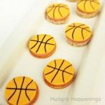 Edible Kids' Crafts Basketball Treats