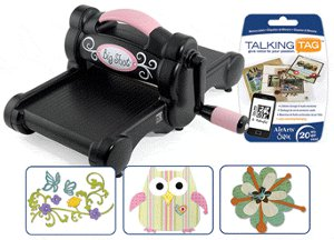 Sizzix Big Shot Prize Package and Dies