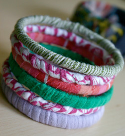 brand new bangles Scrap Happy: More than 15 Kids' Scrap Fabric Projects and Yarn Scrap Projects
