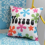 Throw Back Throw Pillow Pattern