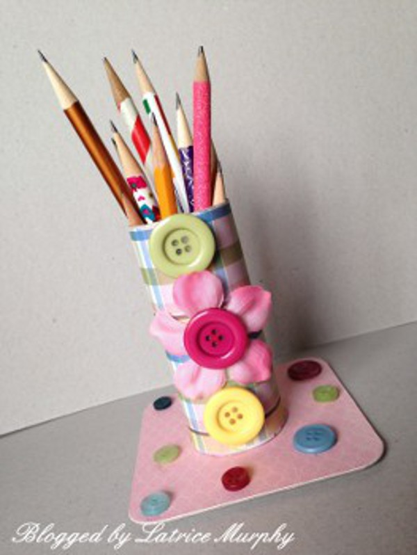 Reduce Reuse Recycle How To Make Toilet Paper Pencil