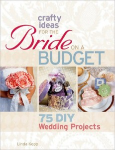 Crafty Ideas for the Bride on a Budget 231x300 AllFreeHolidayCrafts Giveaway: Crafty Ideas for the Bride on a Budget