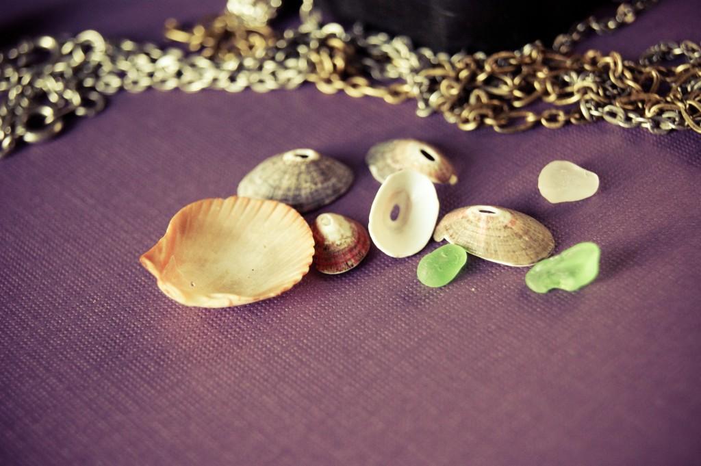Shells & Beach Glass