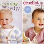knit and crochet for baby
