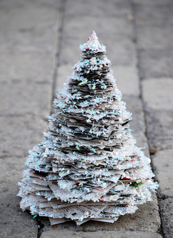 You Made That Out Of Paper Thrifty Paper Christmas Crafts Favecrafts