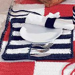 Crochet Roll Placemats Make Your Next Picnic a DIY Affair With Crafts & Copycat Recipes