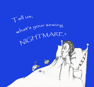 Sewing Nightmare