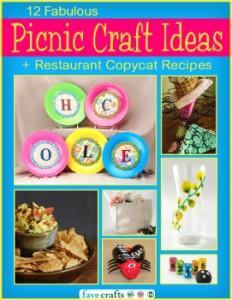 ebook3 232x300 Make Your Next Picnic a DIY Affair With Crafts & Copycat Recipes
