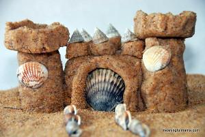 Everlasting Sandcastle