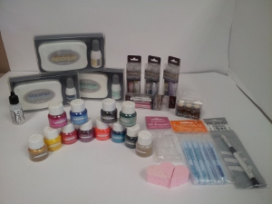 inks FaveCrafts Giveaway: Imagine Inks and Stamp Pads