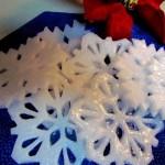 Snowflake Soaps