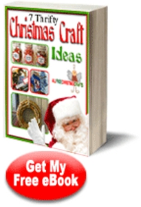 7 Thrifty eBook Turn Your Favorite Book into Beautiful Christmas Crafts