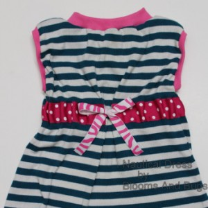 Nautical Dress for Girls
