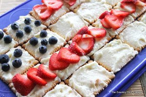 No-Bake Flag Dessert Recipe