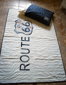 Route 66 Quilt Sports, Space, and Spooky Designs : 8 Super Quilting Patterns for Boys