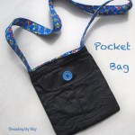 Stylish Upcycled Pocket Purse