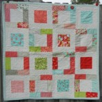 Sweet Girlie Charm Quilt 150x150 Sugar, Spice, and Everything Nice: 8 Quilt Patterns for Girls