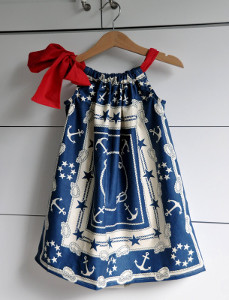 Yankee Doodle Dress