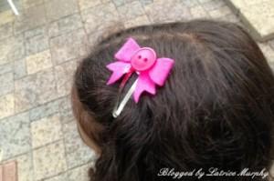 bow5 300x199 Create Simple Felt Hair Bows For A Mini Fashionista