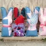 patchwork bunny buddies 150x150 Go Wild For Amazing Animal Quilt Patterns
