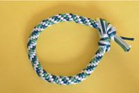 8-Strand Kumihimo Braid Bracelet