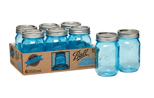 Ball Heritage Collection Pint Jars