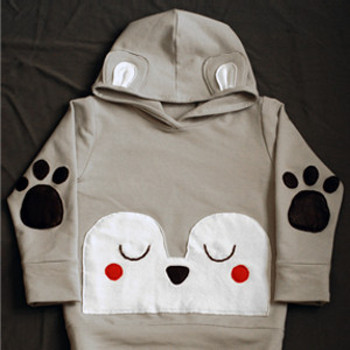 Bear Necessities Hoodie blog small National Sewing Month: How to Sew Hoodies & DIY Sweatshirts for Every Young Man