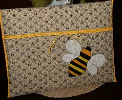 Bumblebee Project Pouch