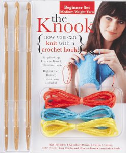 The Knook, plus 3 Knook Project Books