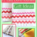 12 Easy Do-It-Yourself Gift Ideas Free eBook