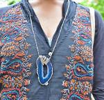 Brazilian Agate Necklace