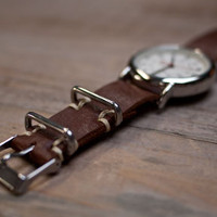 Leather Watchstrap