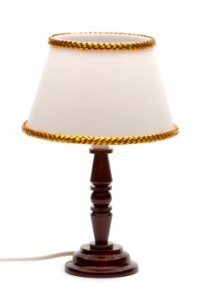 bigstock Table Lamp 470704 199x300 DIY Lamp Décor: Reusing those Remnants