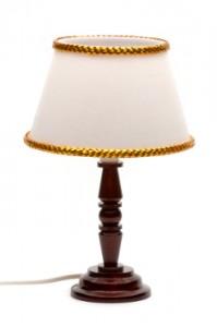 bigstock Table Lamp 470704 199x300 DIY Lamp Décor: Reusing those Remnants