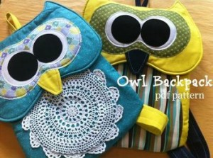 owl 300x223 Recipe For Success: DIY Ideas for Back to School