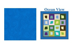 Studio E Fabric Bundle and Ocean View Pattern