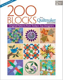 200 Blocks from Quiltmakers Magazine