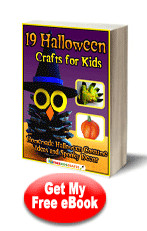 19 Halloween Crafts for Kids