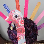 Kids Table Turkey Centerpiece 26 Terrific Thanksgiving Crafts for Kids: Games, Snacks, and Activities