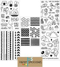 Paper-Smooches-Stamp-Collection