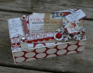 Santa's List Gift Box