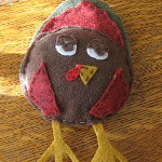 Turkey Toss Bean Bag Game 26 Terrific Thanksgiving Crafts for Kids: Games, Snacks, and Activities