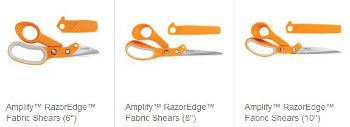 Amplify Shears Three Pack