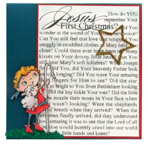 firstchristmasshepardcard