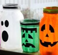 Lively Halloween Lanterns