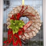 """How to Make Wreaths: 15 DIY Wreaths for Christmas"" eBook"