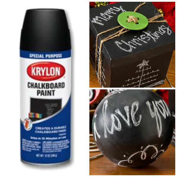 Allfreechristmascrafts Giveaway Black Chalkboard Paint Favecrafts